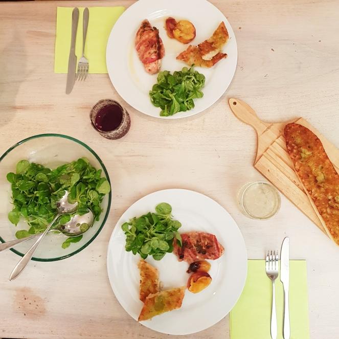 Dinner im Quadrat - Hühnchen mit Würzbutter.jpg