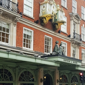Fortnum & Mason, Piccadilly Circus, London