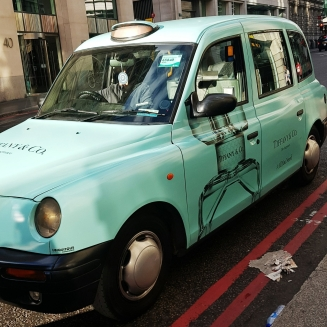 Taxi, London