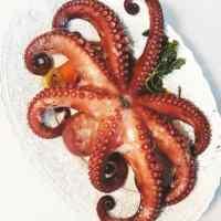 Dreierlei Tintenfisch {Oktopus-Party}
