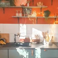 Wunderschöne Dekotipps für die Küche mit praktischem Nebeneffekt {N° 1}
